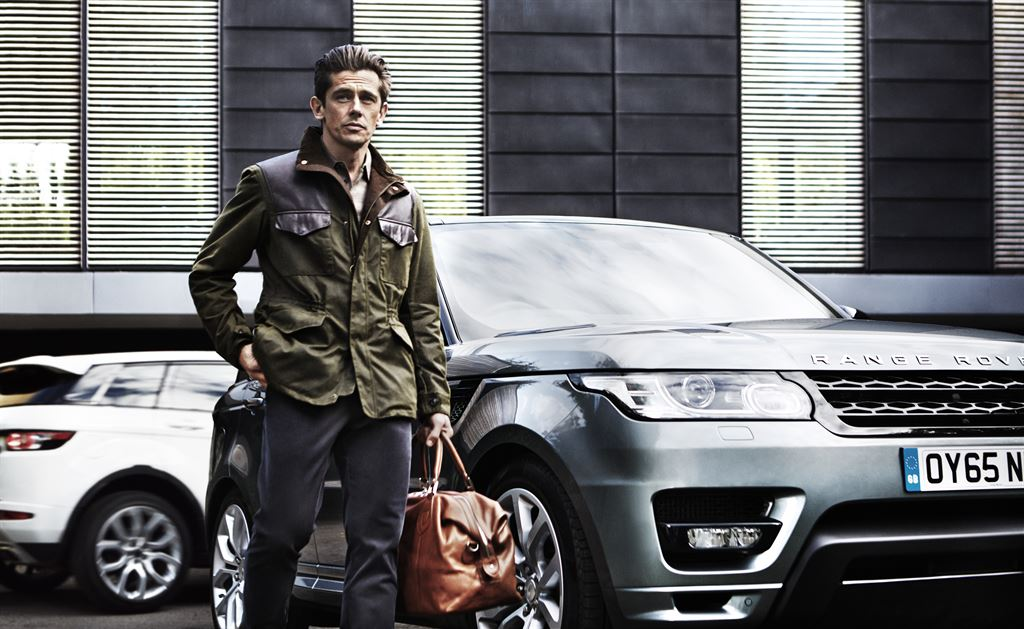"Mit ""Barbour for Land Rover"" stilvoll durch Herbst und Winter"