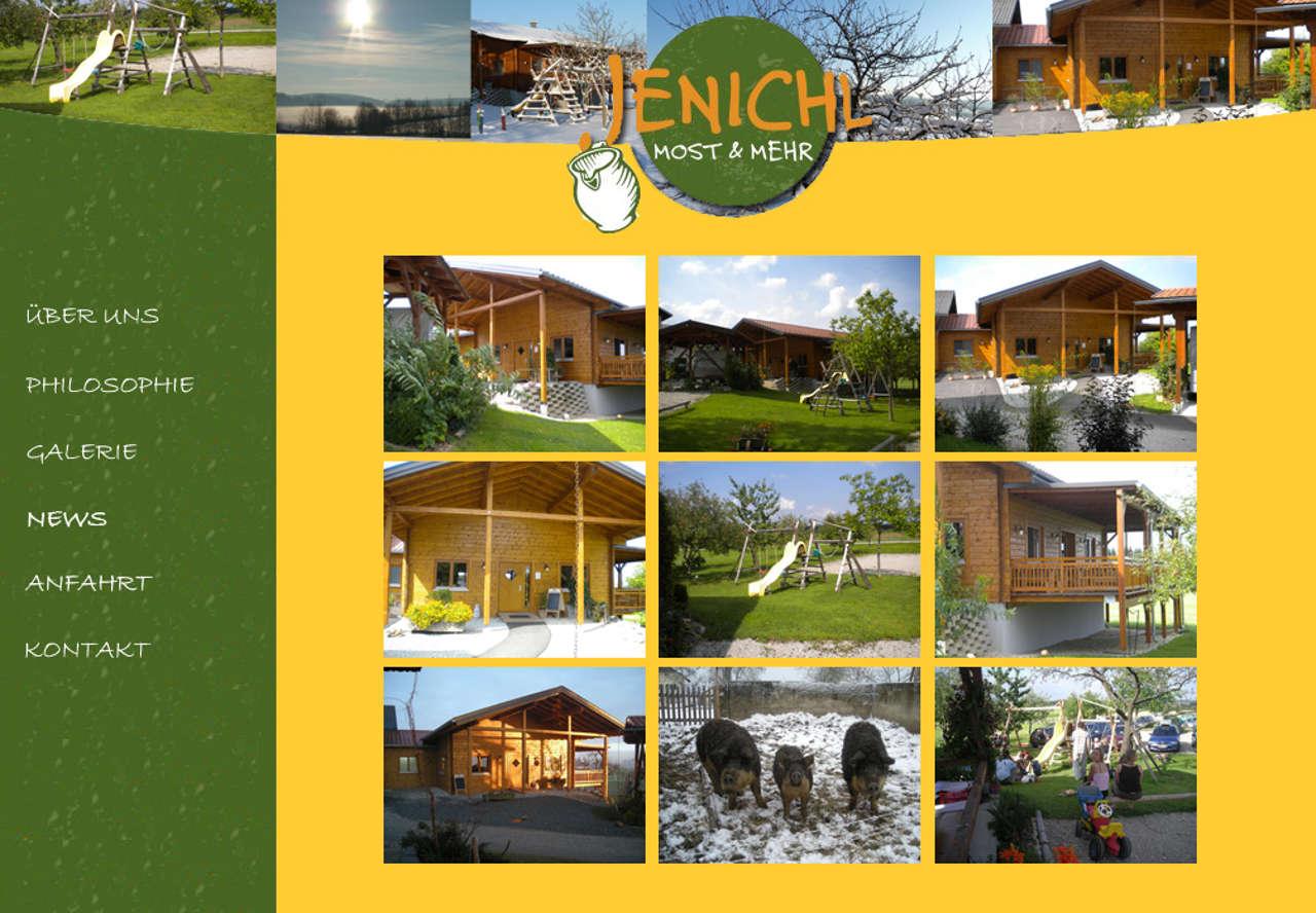 Empfehlung: Jausenstation Jenichl  in Geinberg (AT 4943)