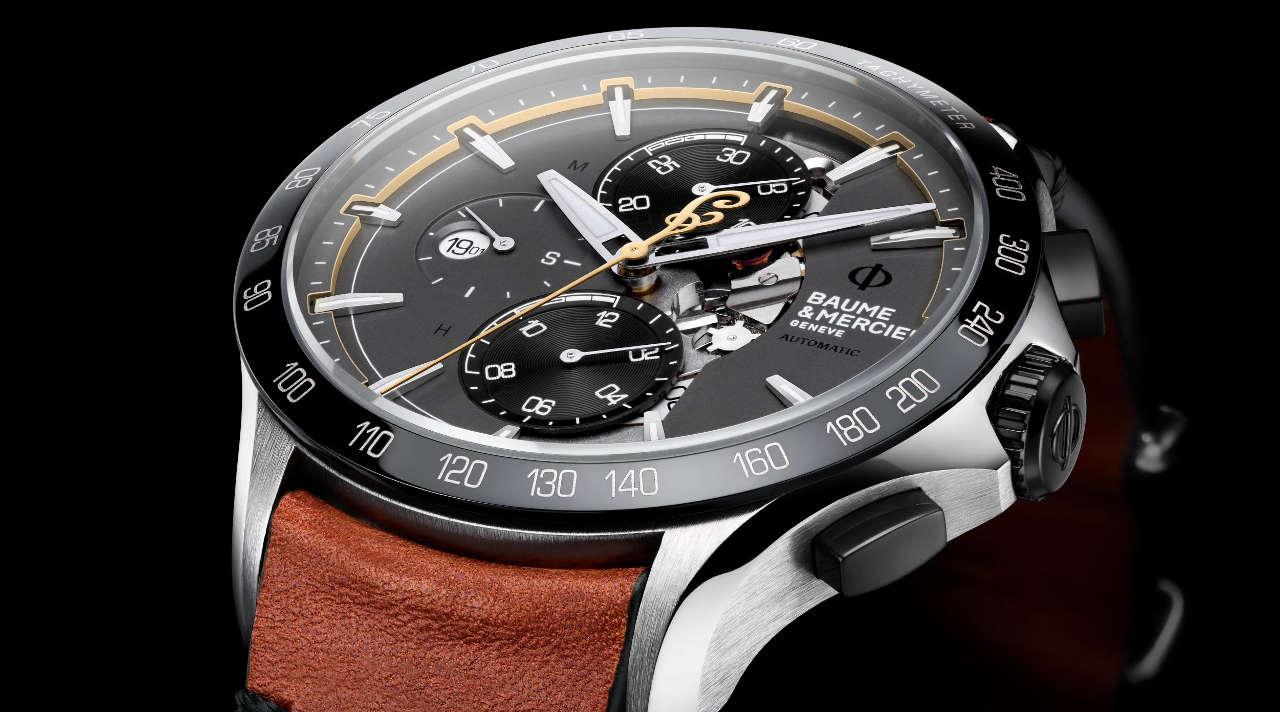 Baume & Mercier präsentiert limitierte Clifton Club Indian Legends Chronographen