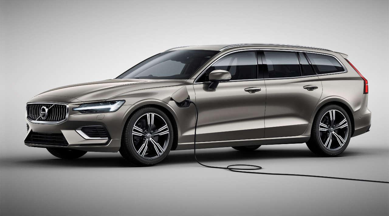 Weltpremiere für den neuen Volvo V60