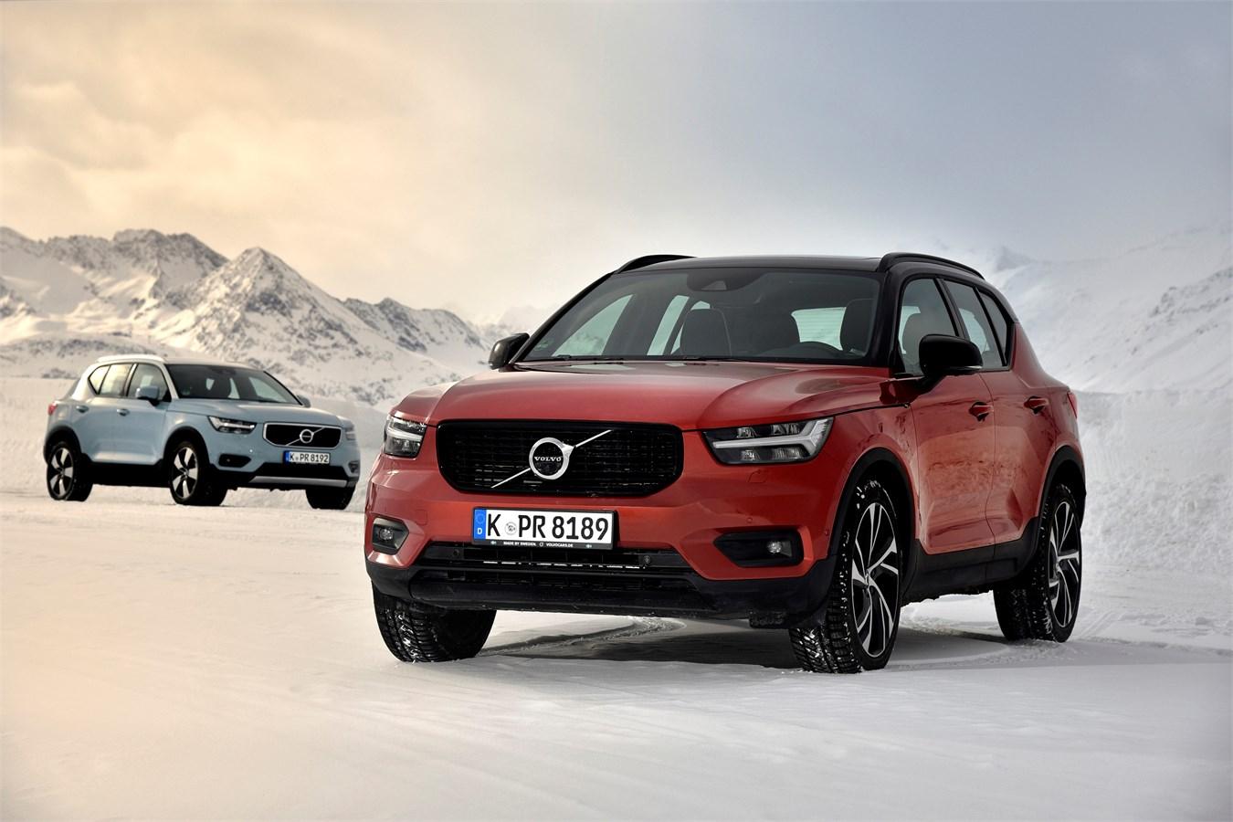 Neues Trio für den Volvo XC40: Kompakt-SUV erhält weitere Motorisierungen