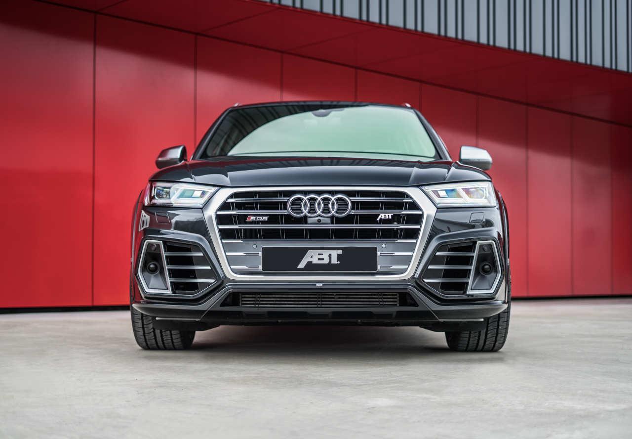 ABT Audi SQ5 mit Breitbau-Aeropaket und 425 PS