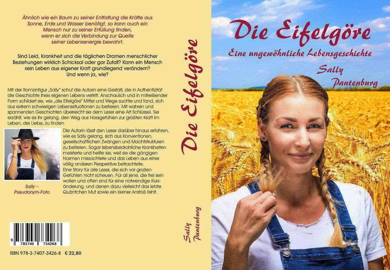 Buchtipp: Sally Pantenburg – Die Eifelgöre