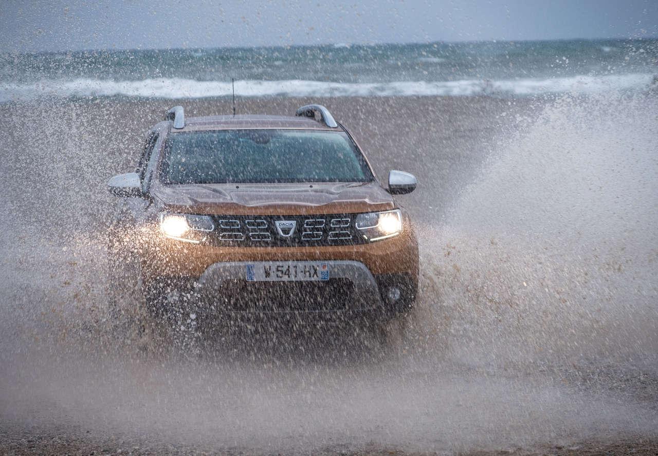 Dacia Duster: noch mehr Komfort zum Vorzugspreis