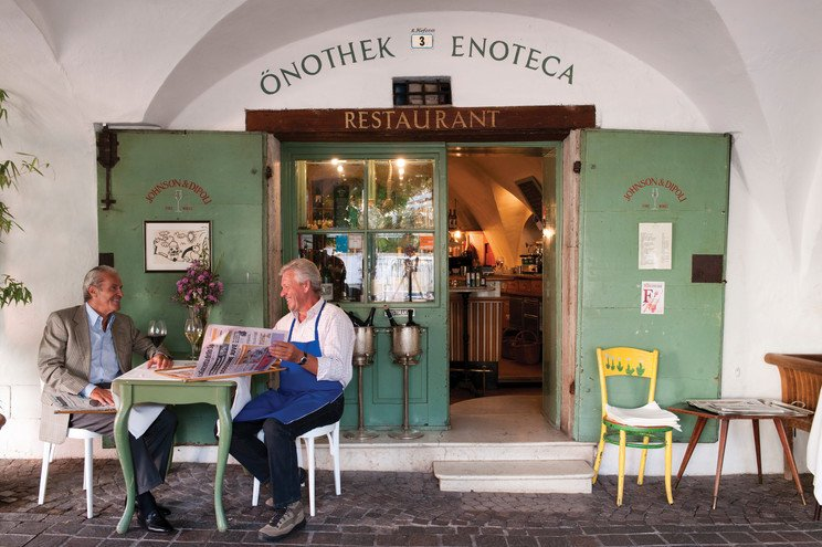 Südtirol, die begehrteste Gourmet-Destination