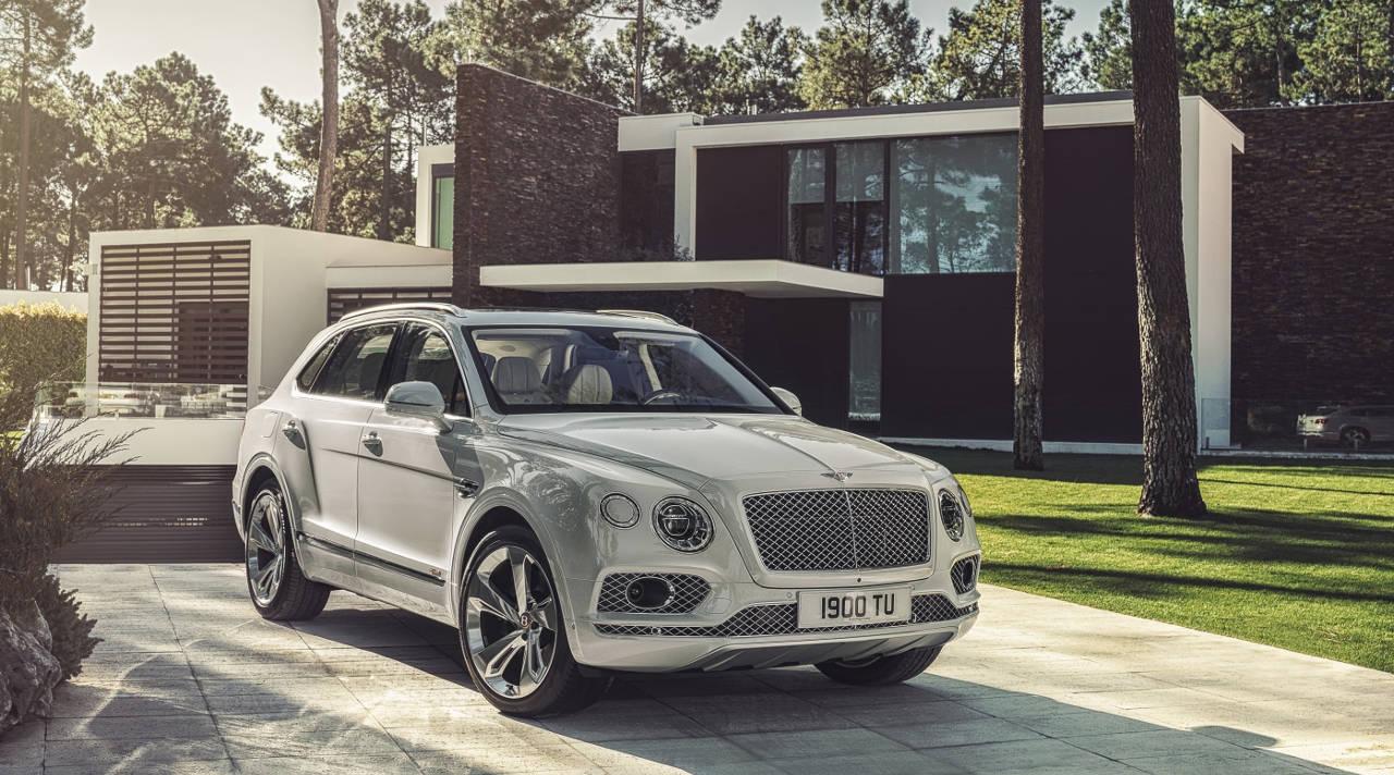 Bentleys erster Schritt in Richtung Elektrifizierung