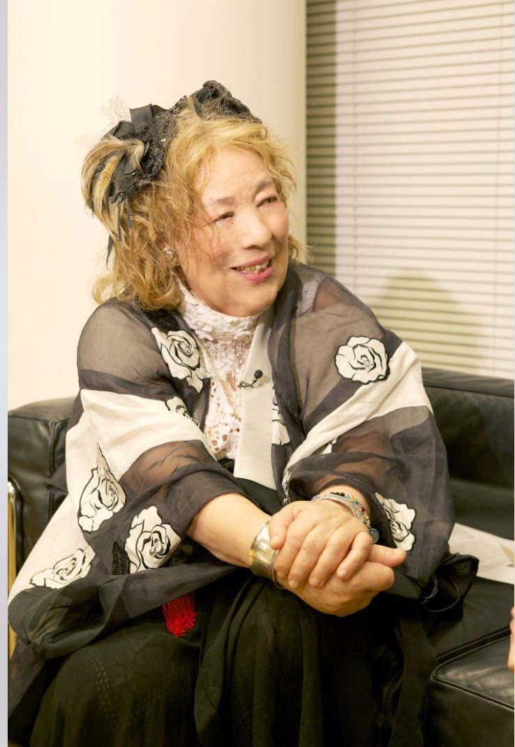Comeback aus der Stille. Der japanisch-schwedische Superstar Ingrid Fuzjko Hemming kommt ins Wiener Konzerthaus