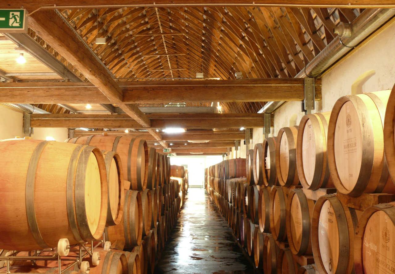 Die Geschichte des Weingut HANS-IGLER