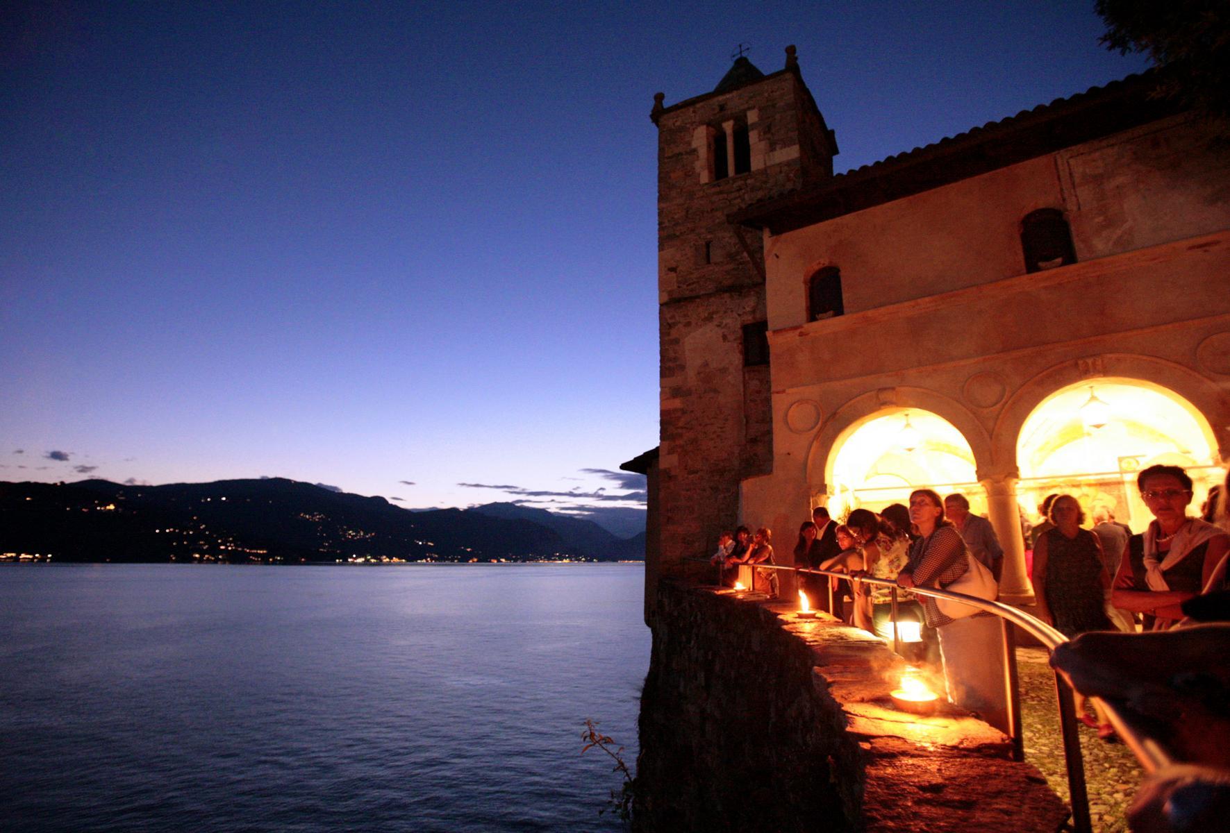 Klingender Lago Maggiore