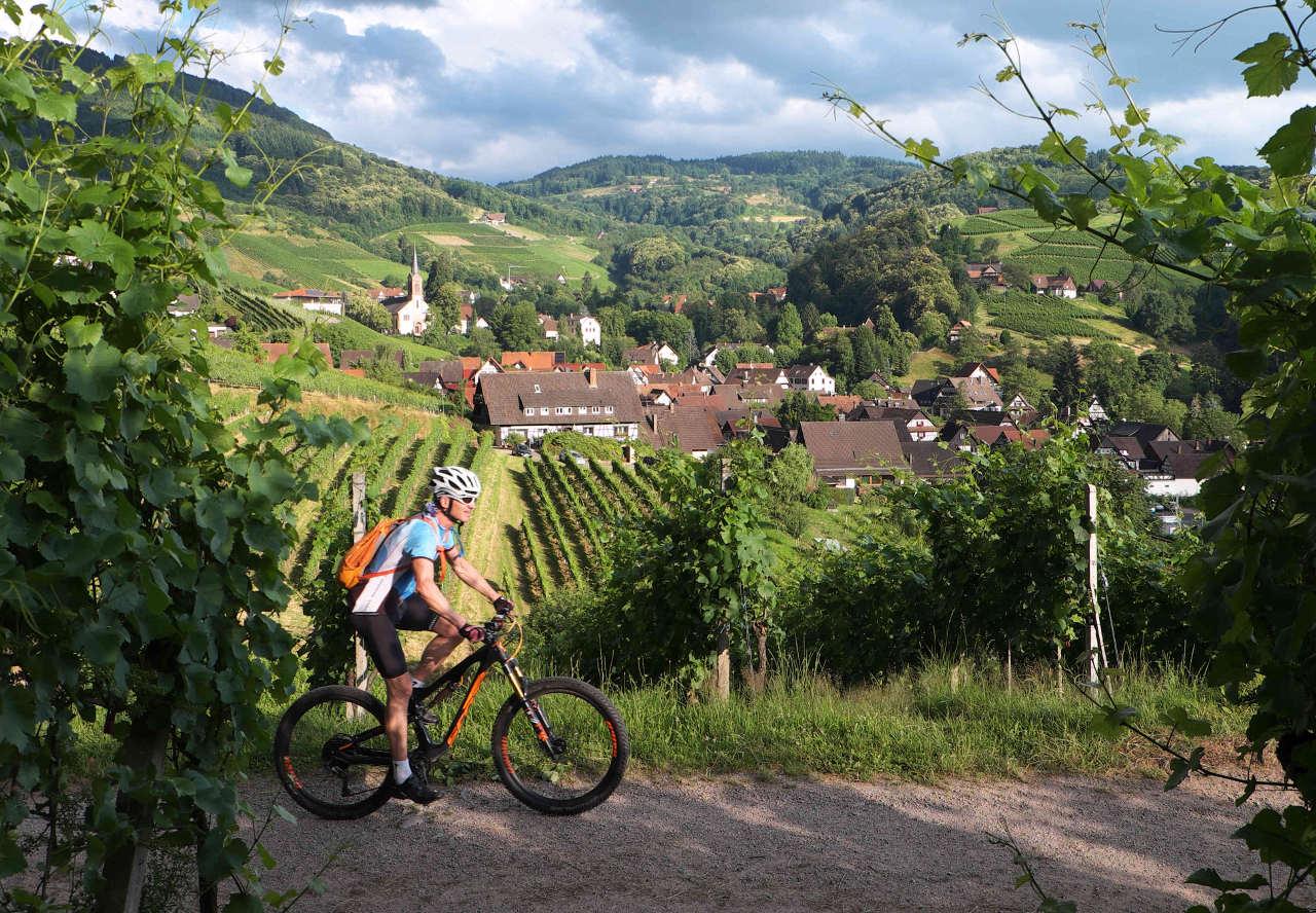 Fahrradtouren für jeden Geschmack